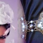 תכשיטים לכלה - אביזרים לשמלות כלה מאת מרישה
